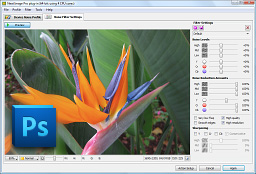 Neat Image plug-in for Photoshop for Windows